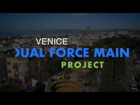 Venice Force Main Project