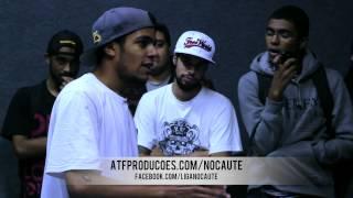 Liga Nocaute #1 - Lucas Felix x Guilherme Treeze [FINAL]