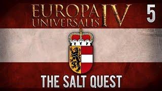 Europa Universalis IV - The Salt Quest - Part 5