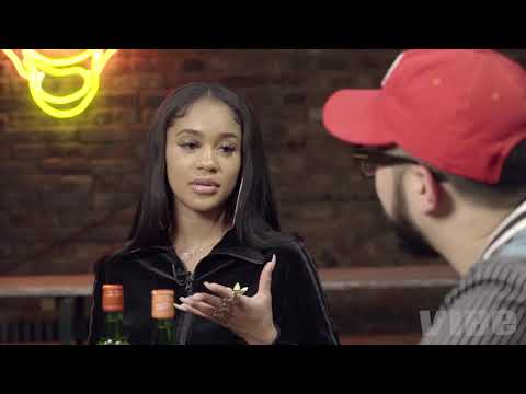 Saweetie Talks Biracial Family, Debut EP And Growing With Fans | VIBE