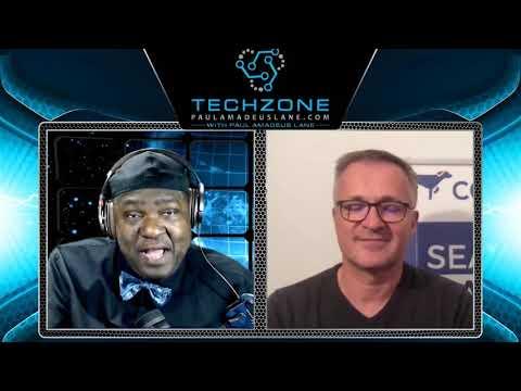 ABC News Radio KMET 1490 AM Interview by Paul Lane with Marcus Schmitt, CEO, COPYTRACK Nov  14, 2018