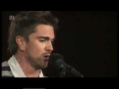Juanes - Gotas de Agua Dulce (Concierto Bayern)