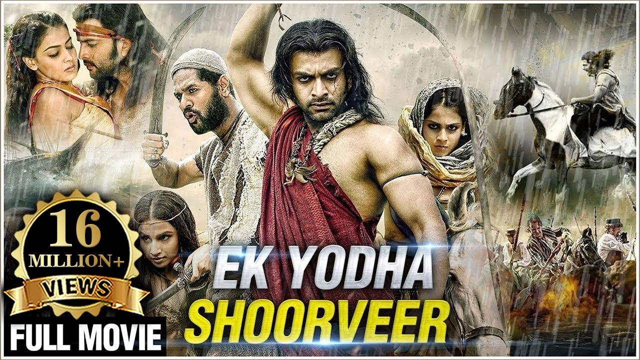 Download Ek Yoddha Shoorveer Hindi Dubbed Full Movie | Prithviraj Sukumaran, Prabhu Deva | New Action Movies