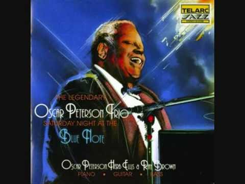 OSCAR PETERSON  Medley: Love Ballade / If You Only Knew