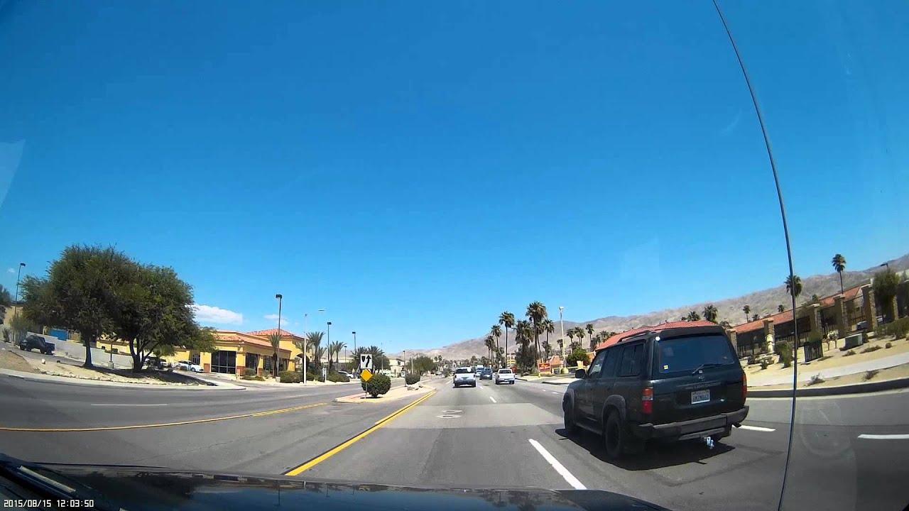 Ron's Log: Coachella Valley Archives