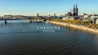 COLOGNE - Photokina 2018 TRAVEL FILM | Sony A7 III -  DJI MAVIC 2 PRO - Ronin-S
