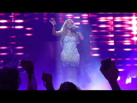 Mariah Carey  - 01.Can't  Take That Away Remix (LIVE in Sydney 03-01-2013) COMPLETE PERFORMANCE