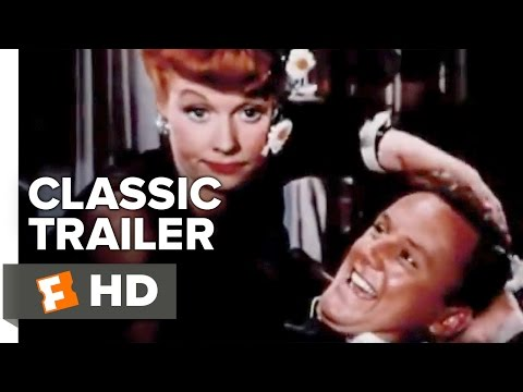 Easy to Wed (1946) Official Trailer - Lucille Ball Movie