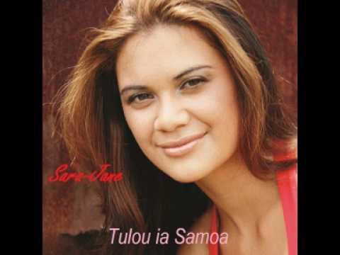 Tulou Ia Samoa- performed by Sara-Jane