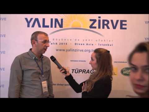 TOFAŞ - Murat KOCA - Yalın Zirve 2015 / İstanbul