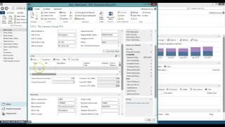 Sales order processing in Microsoft Dynamics NAV 2015