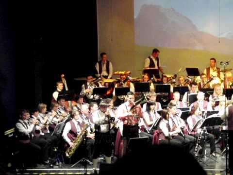 Polka, Jubiläumskonzert KMV Hochdorf