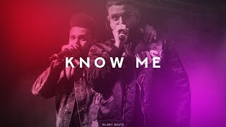 The Weeknd ft. Nav & Metro Boomin - Know Me (Type Beat) Video