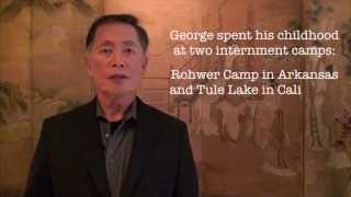 George Takei Rememberance Day Message