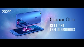 Honor 8 Lite Product Video