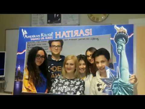 Kartal Amerikan Kültür 2016 - 2017 Kış Okulu