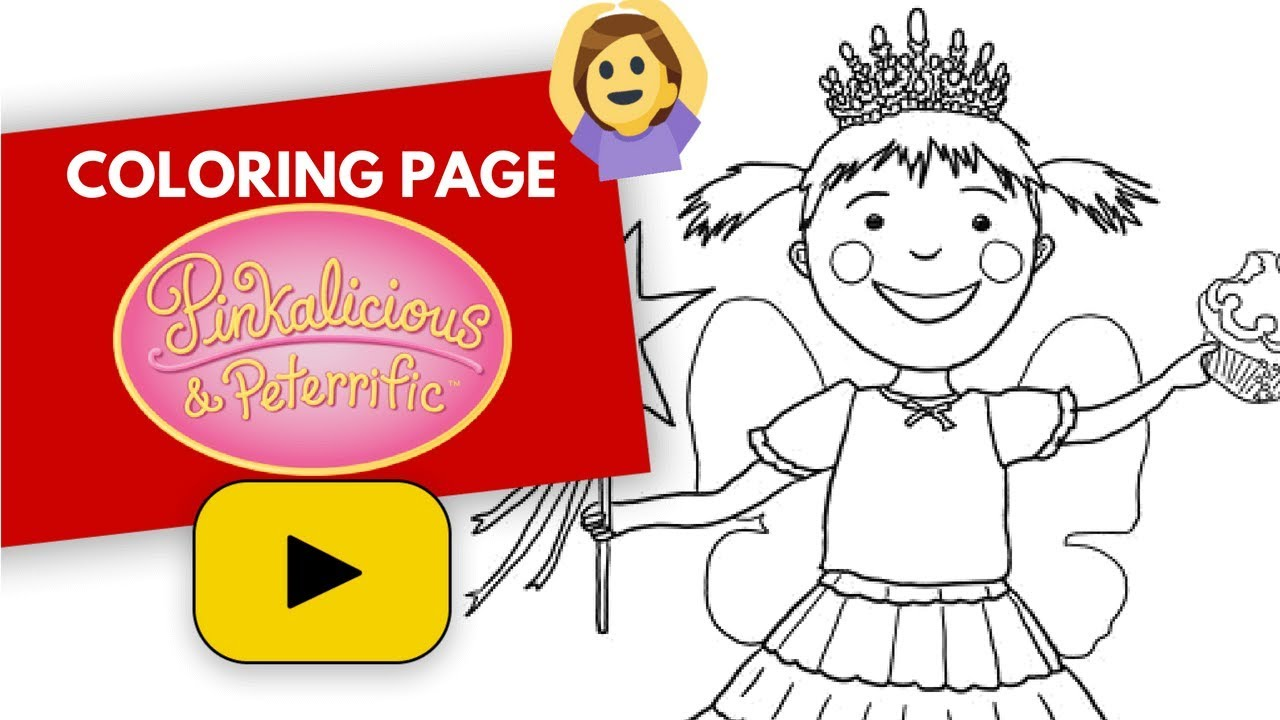 Pinkalicious Coloring Pages Free Coloring Pages Download | Xsibe ...