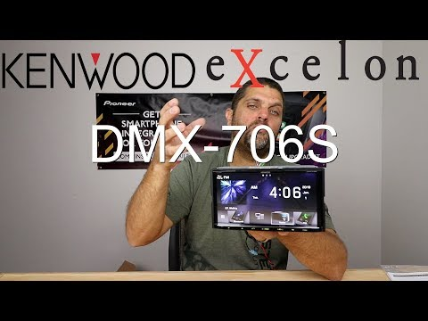 Kenwood DMX-706S