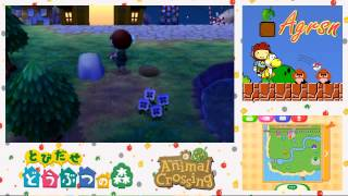 AC: New Leaf w/ Agrsn Day1p3: Royal Crown Day One?