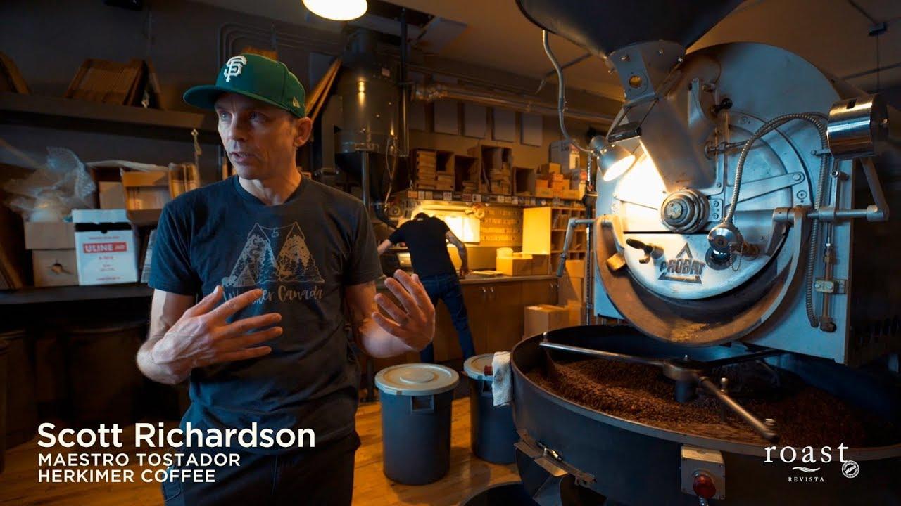 Download Scott Richardson   Herkimer Coffee