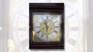 Antique Clock Restorer - Edward Stuart Clock Restoration