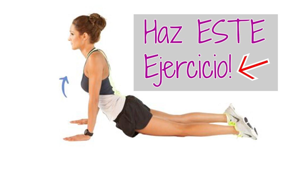 ejercicios para quemar grasa y adelgazar barriga
