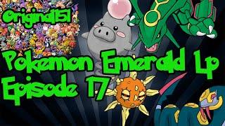 Pokemon Emerald LP W/ Original151 Episode 17 - Meteor Falls And The DINGBATS!