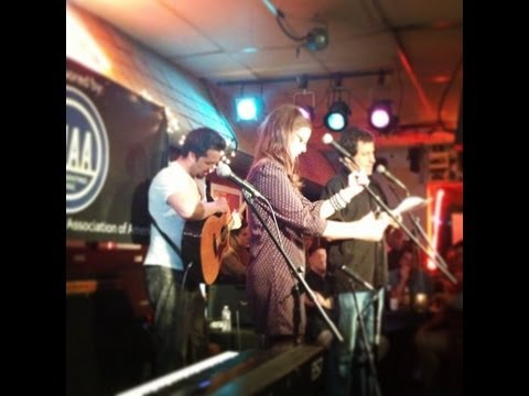 "Brittany Blaire at the Bluebird Cafe singing ""Lemonade"""