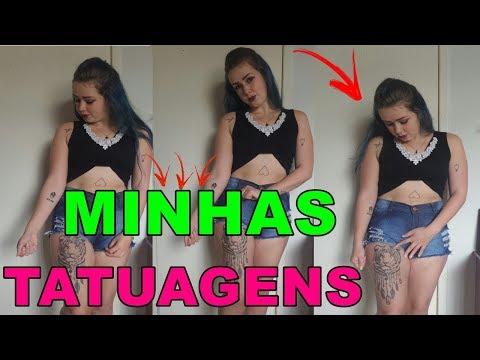 Minhas Tatuagens / Significados! ( Me...