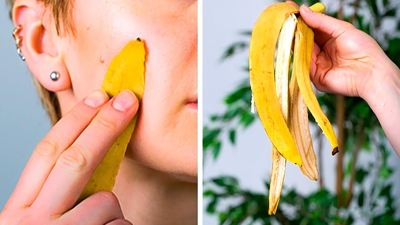 You'll Never Throw Away Banana Peels After Watching Our Video
