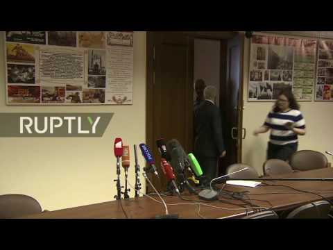 LIVE: Gennadi Zyuganov to comment on killing of former Russian MP in Kiev