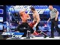 Dolph Ziggler vs. Sami Zayn: SmackDown LIVE, Feb. 13, 2018