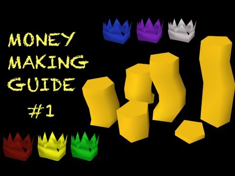 Runescape how to make money fast f2p 2013.