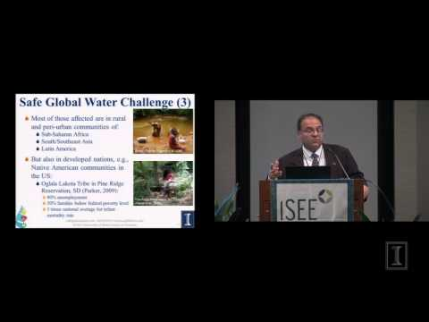 iSEE Congress 2015 – Session 6: Water Conservation, Safety & Supply: Innovative Solutions