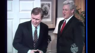 MADtv - Clinton Turns Over The Oval Office To Bush