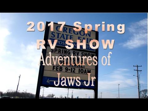 2017 Spring RV Show In Salem Oregon