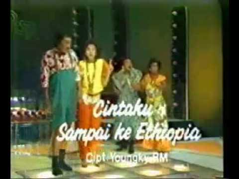 Ria Resti Fauzi - Cintaku Sampai Ke Ethiopia