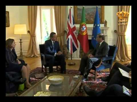 English News at ten in Jordan Television 04-09-2015