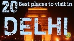 DELHI | Top 20 places not to miss  in DELHI || Delhi Tourism.