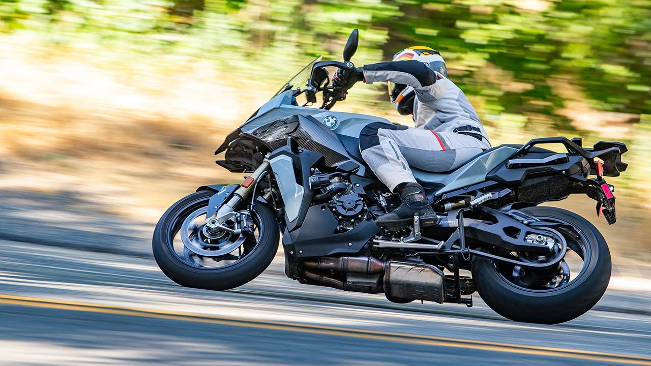 BMW S 1000 XR Review   From the Alps to the Track
