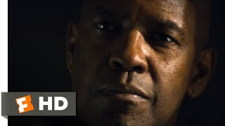 The Equalizer (2014) - Head of the Snake Scene (9/10) | Movieclips