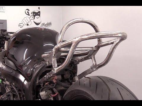"""Delboy's Garage, Hayabusa 37, """"Pipe Bender Rocks"""" !"""