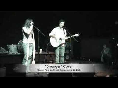 Stronger Kanye West Cover Live