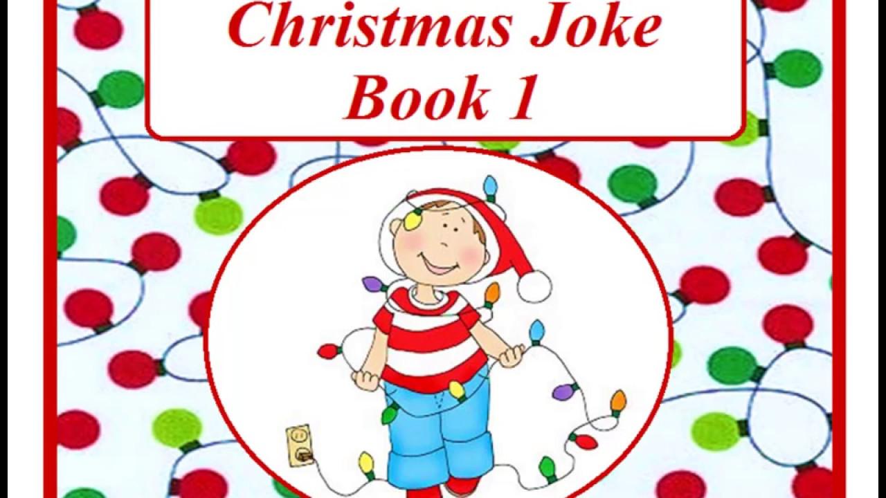 Christmas Puns For Kids.Christmas Joke Book 1 Kids Christmas Books Christmas Books Read Aloud For Children