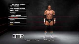 WWE 13 Superstar Threads Triple H Unforgiven 2004 Attire