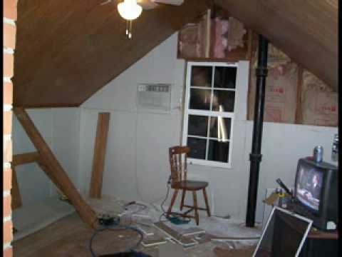 Attic Remodeling & Attic Remodeling - YouTube