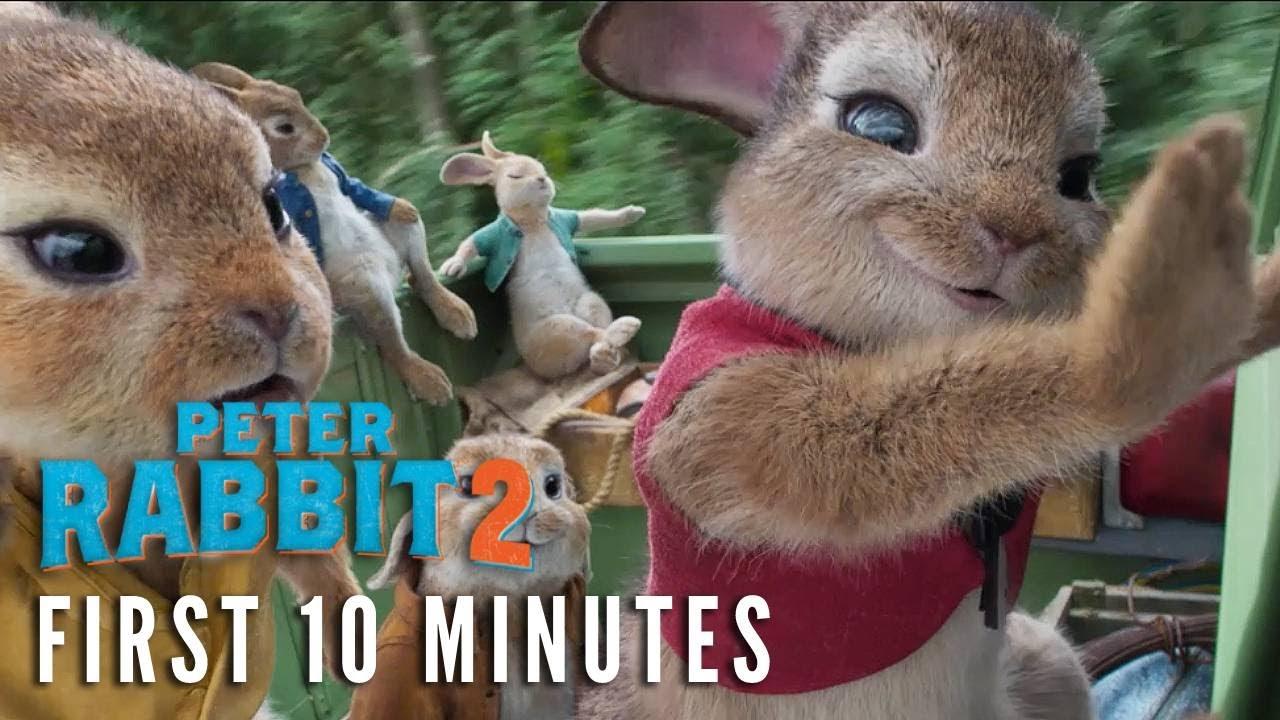 PETER RABBIT 2 – First 10 Minutes