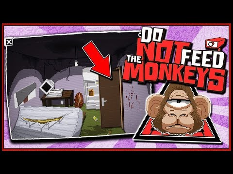 He Died Because of Us Evil Run  Do Not Feed The Monkeys Gameplay EP 4