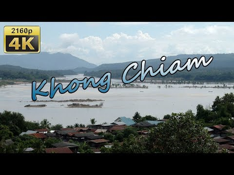 From Ubon Ratchathani to Khong Chiam - Thailand 4K Travel Channel