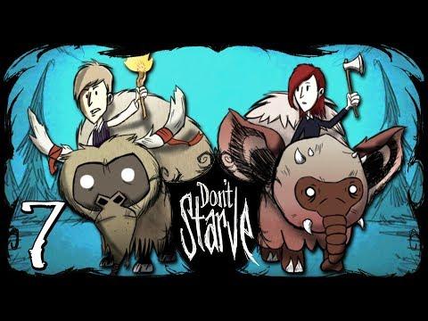 WALRUSZ KELL A SAPKÁD! :D - Don't Starve LIVE #7 w/DoggyAndi
